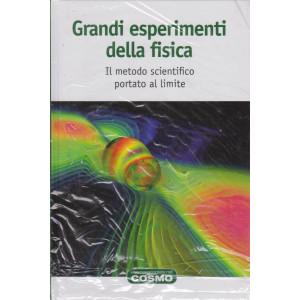 Una passeggiata nel cosmo -Grandi esperimenti della fisica - n. 30  - settimanale- 20/8/2021- copertina rigida