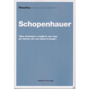 Filosofica  -Schopenhauer - n. 22 - settimanale -206  pagine
