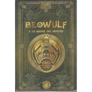 Mitologia Nordica- Beowulf e la madre del mostro  -  n. 33 - settimanale - 14/5/2021- copertina rigida