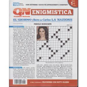 Enigmistica - n. 166 - 3/5//2021- settimanale