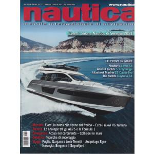 Nautica - n. 711 - mensile -luglio 2021