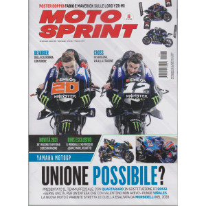 Motosprint - n. 8- settimanale -23 febbraio- 1 marzo 2021