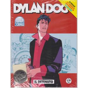 Dylan Dog - n. 416 - Il detenuto- maggio   2021 - mensile
