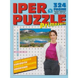 Iper Puzzle primavera - n. 77 - trimestrale - maggio - luglio  2021 - 324 pagine