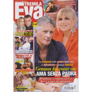 Eva 3000 - n. 3 - settimanale - 19 marzo  2021- 100 pagine