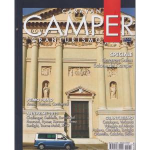 Caravan e Camper  - Granturismo - n. 535 - ottobre   2021- mensile