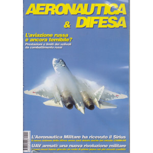 Aeronautica & Difesa - n. 411 - gennaio 2021 - mensile