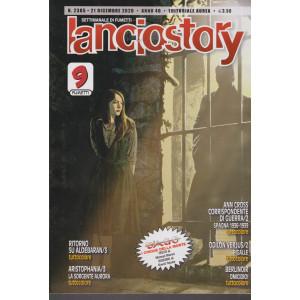 Lanciostory - n. 385 - settimanale di fumetti - 21 dicembre 2020