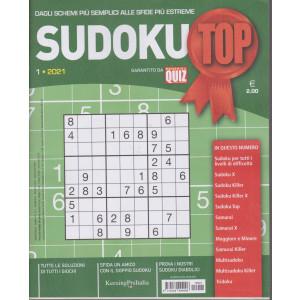 Sudoku Top - n. 1 - febbraio - marzo 2021 - bimestrale