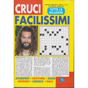 Cruci Facilissimi - n. 84 - bimestrale - maggio - giugno  2021 -