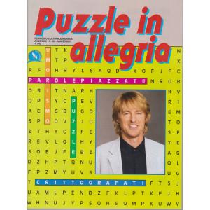 Puzzle in allegria - n. 333 - mensile - marzo 2021