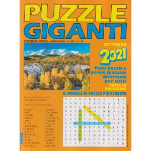 Puzzle Giganti - n. 450 - mensile -ottobre  2021