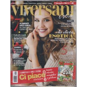 Viversani e  Belli + - Ci Piace Cucinare! - n. 52 - settimanale - 18/12/2020 - 2 riviste