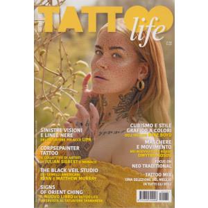 Tattoo Life - n. 132 - bimestrale -settembre - ottobre 2021