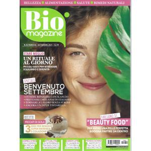 Bio Magazine - n. 82 - mensile -settembre  2021