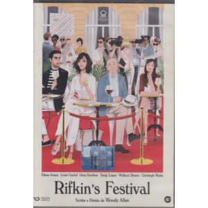 I Dvd Cinema di Sorrisi - n. 19 -Rifkin's Festival   - settimanale -  ottobre 2021