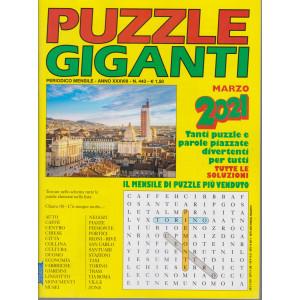 Puzzle Giganti - n. 443 - mensile - marzo 2021