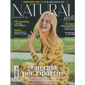 Natural Style - n. 211 - mensile - gennaio 2021