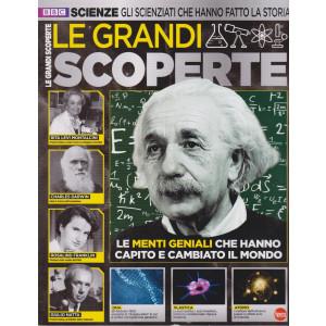 Le grandi scoperte - n. 10 - bimestrale - aprile - maggio 2021 -