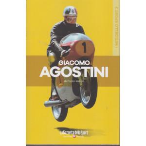 I miti dello sport -Giacomo Agostini - di Paolo Ianieri -  n. 11 - settimanale - 122 pagine