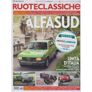 Ruoteclassiche + Motoclassiche - n. 390 - giugno  2021- mensile - 2 riviste