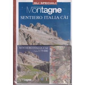 Gli speciali di Meridiani Montagne -    n. 26 -Sentiero Italia Cai - -  bimestrale - 13 maggio 2021