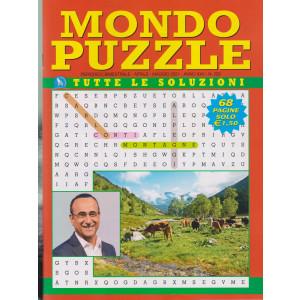 Mondo Puzzle - n. 228 - bimestrale - aprile - maggio 2021 - 68 pagine