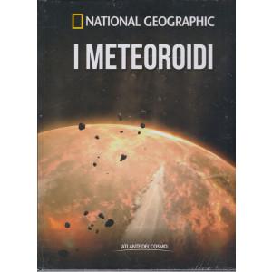 National Geographic   -I meteoroidi-   n. 42  - settimanale- 30/7/2021 - copertina rigida