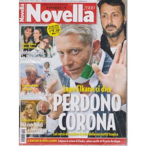 Novella 2000  - + Visto - n. 13 - settimanale - 18 marzo   2021- 2 riviste