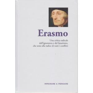 Imparare a pensare - Erasmo - n. 13 - settimanale -22/4/2021 - copertina rigida