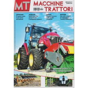 Macchine Trattori - n. 217 -giugno   2021 - mensile
