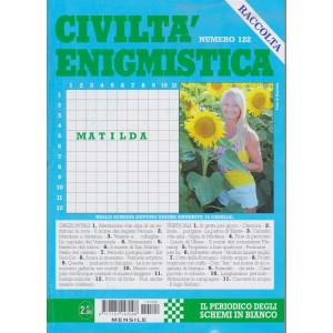 Raccolta Civiltà enigmistica - n. 122 - mensile - giugno  2021