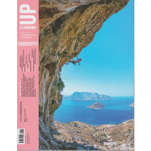 Up Climbing - n. 11 - bimestrale - marzo - aprile  2021