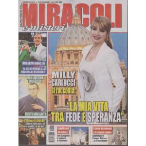 Miracoli e misteri - n. 13- settimanale -29 luglio  2021