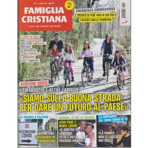Famiglia Cristiana - n-15- settimanale - 11 aprile  2021