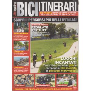 Lifecycling - Bici itinerari - n. 3 - bimestrale - luglio - agosto 2021 -