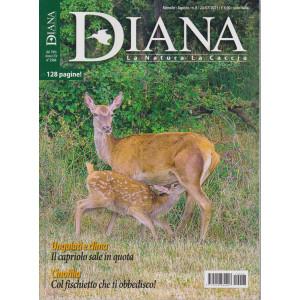 Diana - n. 8 - mensile - agosto 2021- 128 pagine!