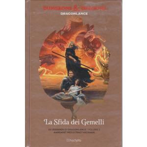 Dungeons & Dragons - n. 22 - La sfida dei Gemelli - 16/6/2021 - settimanale - copertina rigida