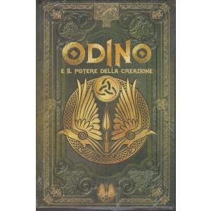 Mitologia Nordica- Odino e il potere della creazione n. 13 - settimanale - 25/12/2020 - copertina rigida