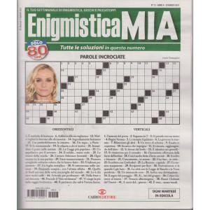 Enigmistica Mia - n. 13 -29 marzo 2021- settimanale