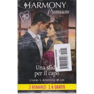 Harmony Premium - Una sfida per il capo - n. 195 - bimestrale - marzo 2021