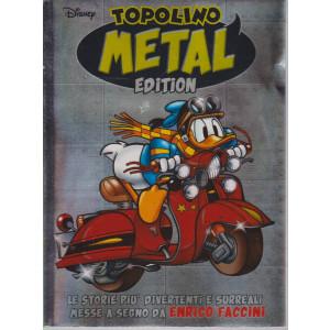 Grandi Autori - n. 91 - Topolino metal edition - trimestrale - 29 aprile  2021