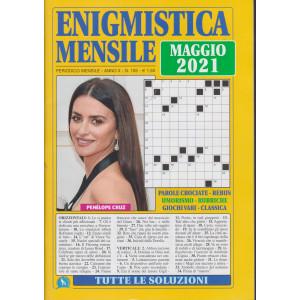 Enigmistica  Mensile - n. 105 - mensile -maggio  2021
