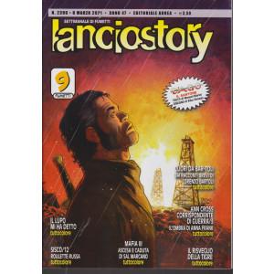 Lanciostory - n. 2396 - 8 marzo 2021 - settimanale di fumetti