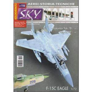 Sky Model - n. 116 - bimestrale - dicembre - gennaio 2021