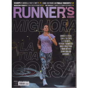 Runner's world - n. 10- mensile- ottobre 2021