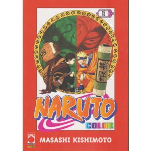 Naruto color - n. 15- settimanale -