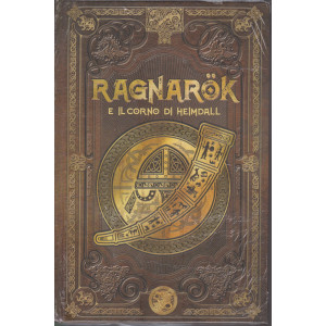 Mitologia Nordica-Ragnarok e il corno di Heimdall-  n. 15 - settimanale - 8/1/2021- copertina rigida