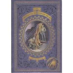 I primi maestri del fantastico - Il ritratto di Dorian Gray - Oscar Wilde -  n. 10 -  - settimanale - 9/4/2021 - copertina rigida