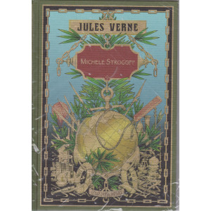 Jules Verne - Michele Strogoff - 26/3/2021 - settimanale - copertina rigida